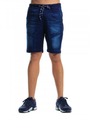 Freshgear Moto Shorts In Blue