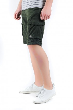 Freshgear Cargo Shorts - Smart Collection In Green