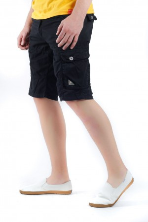 Freshgear Cargo Shorts - Smart Collection In Black
