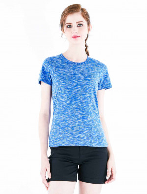 Freshgear Smart Tee Collection In Blue
