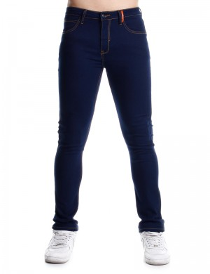 Freshgear Raw Denim Core Jeans In Blue
