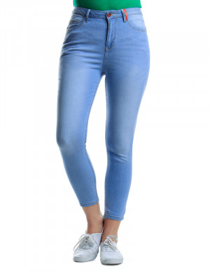 Freshgear Basic Highwaist In Blue
