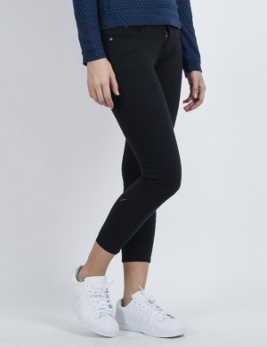 Freshgear Black Stretch Pants In Black