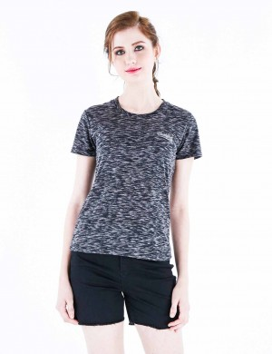 Freshgear Smart Tee Collection In Black